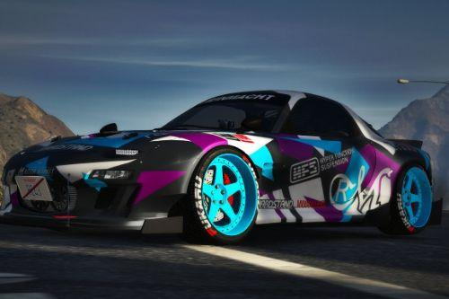 """Annis ZR350 """"reMaul"""" [Add-On 